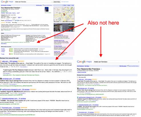 ¿Regresa TripAdvisor de sus vacaciones en Google?