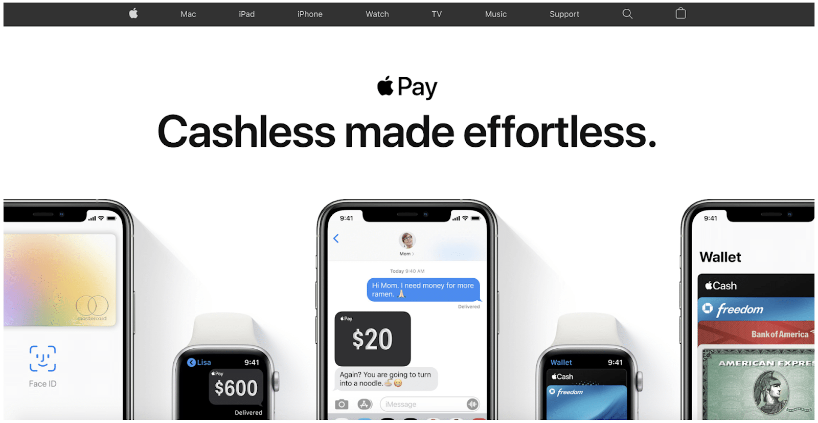 Pago de Apple