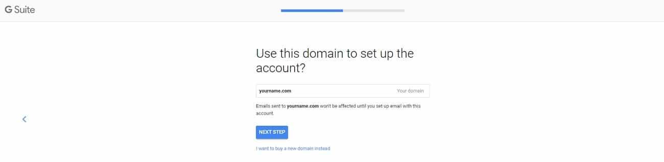 registro de g suite nombre de dominio 2