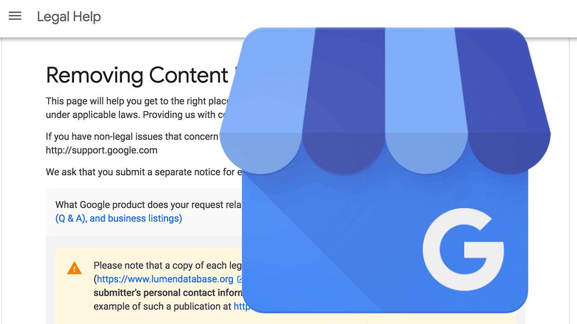 El aumento (y más aumento) del spam de Google My Business