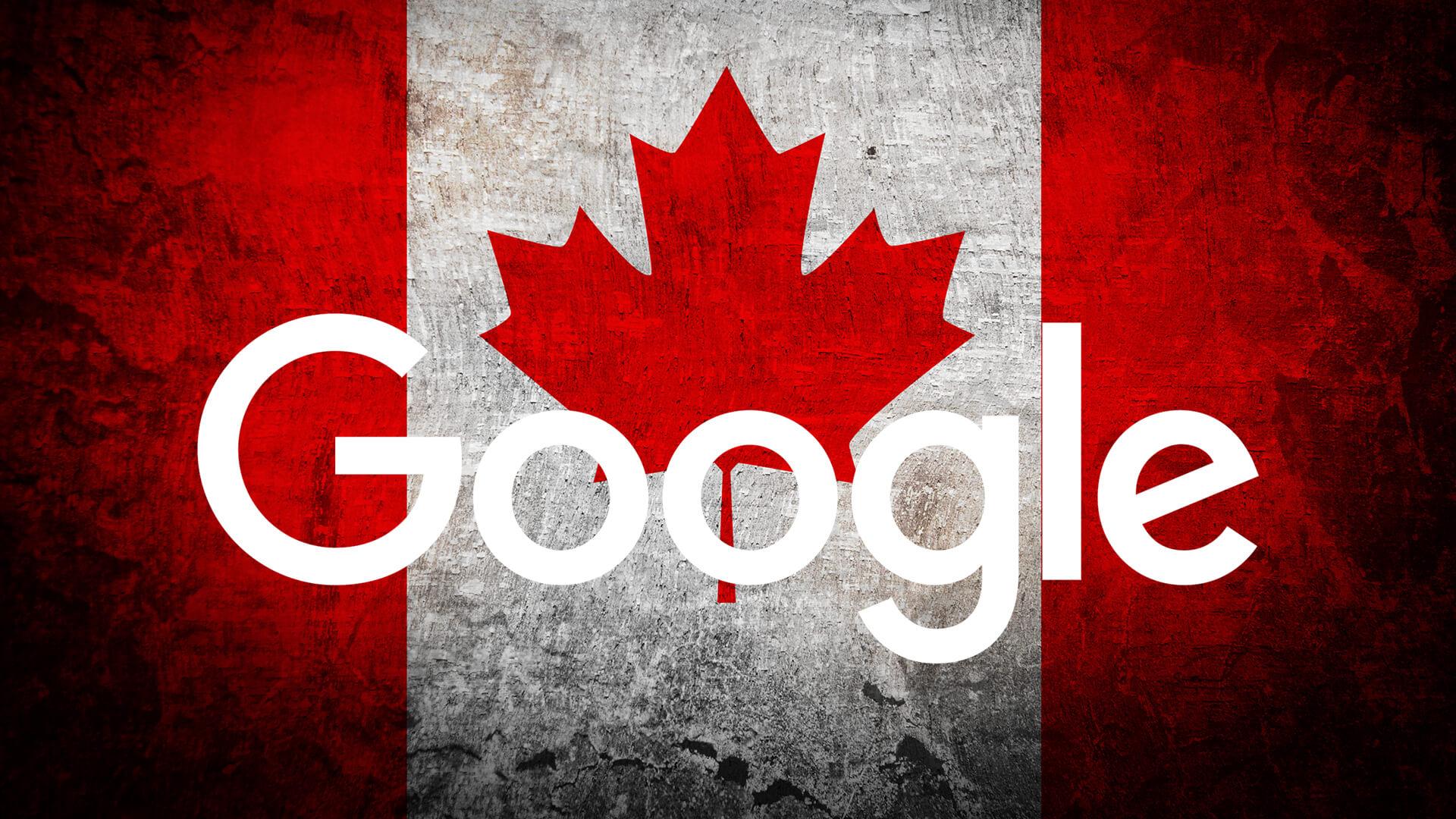 Los servicios locales de Google se expanden más allá de los EE. UU. A Canadá