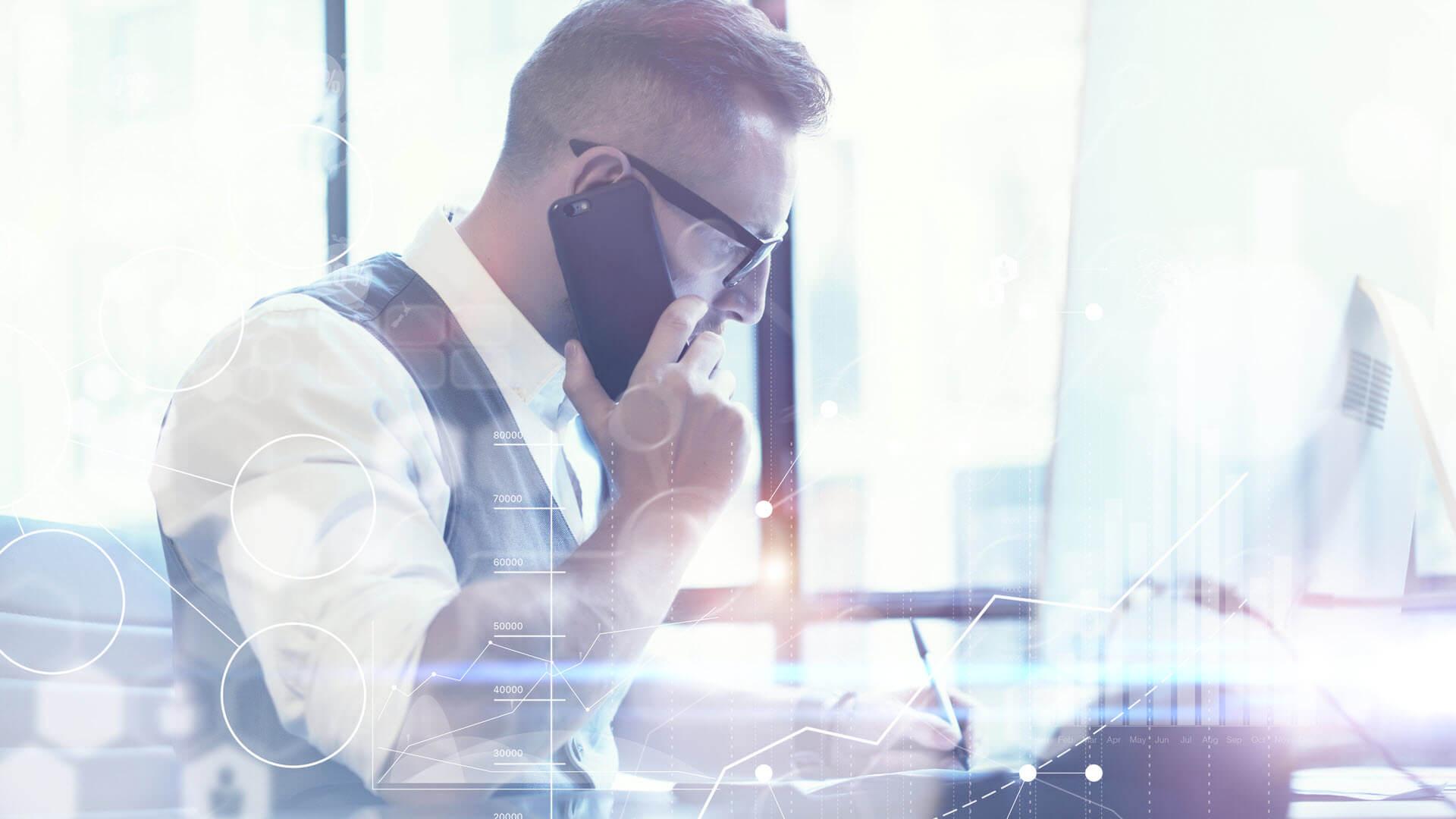 Los beneficios de usar el análisis de llamadas