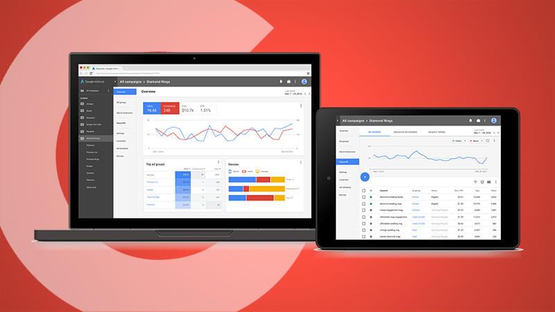 A continuación, le mostramos cómo copiar la configuración anterior de la columna de AdWords a la nueva interfaz de usuario de Google Ads.