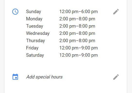 horario-especial-google-mi-negocio