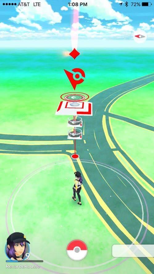 Pokémon Go Gym SEO