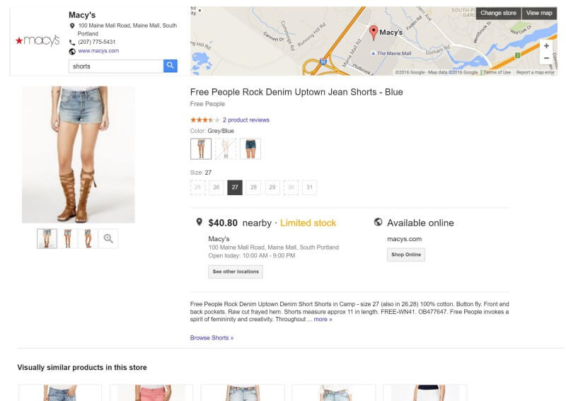 google-search-items-store-lia-product
