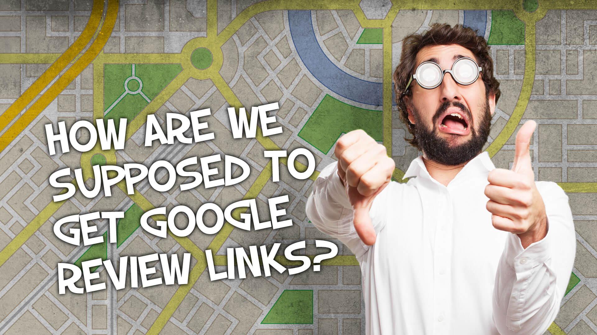 Cómo obtener enlaces de revisión de Google después de la actualización de G +