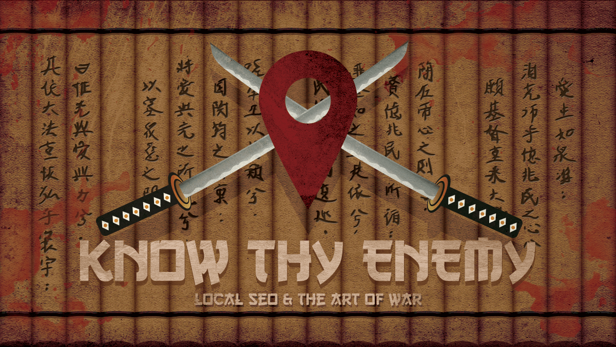 SEO and the Art of War