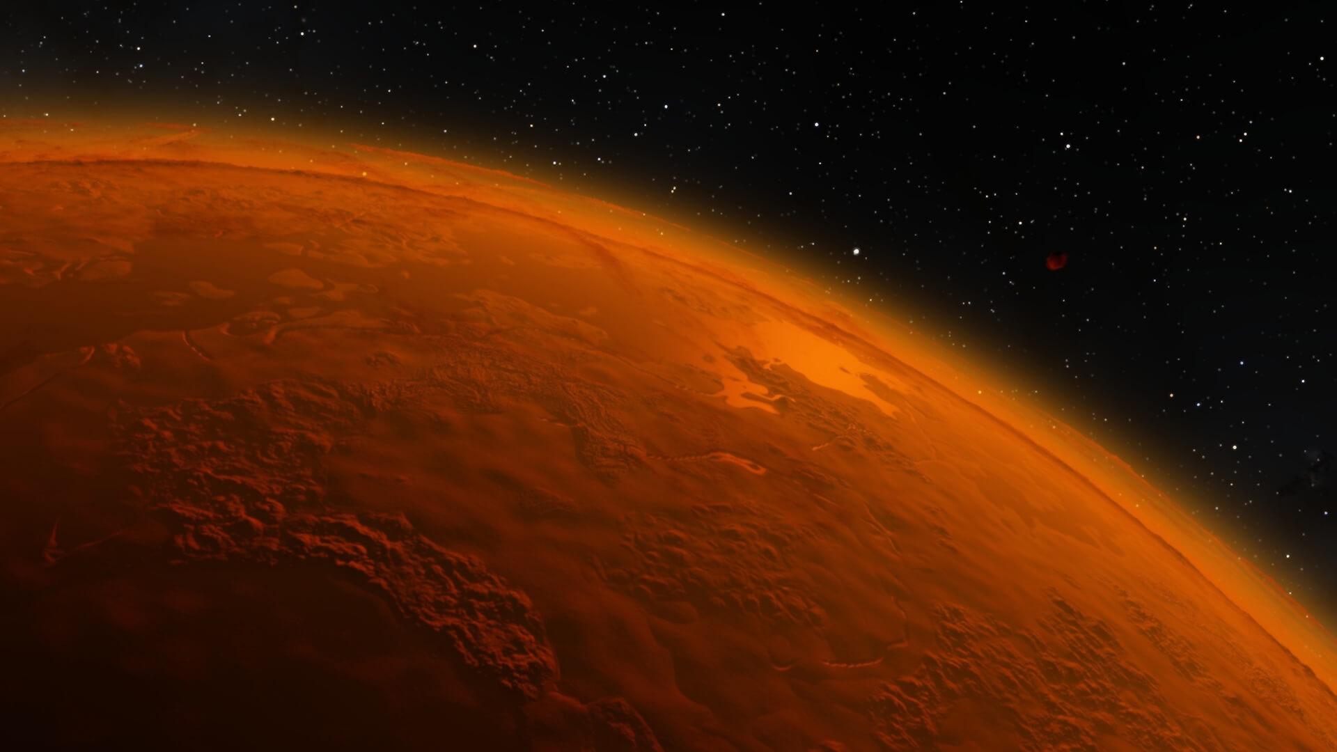 "Bing Maps se asocia con 20th Century Fox para promover ""The Martian"" con una visita guiada a Marte"