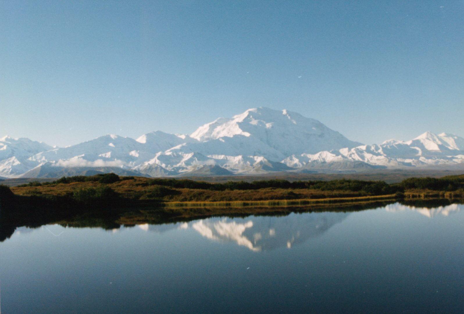 Denali in 1996, by Danny Sullivan