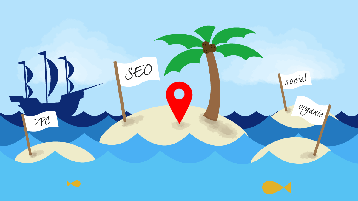 local SEO is not an island