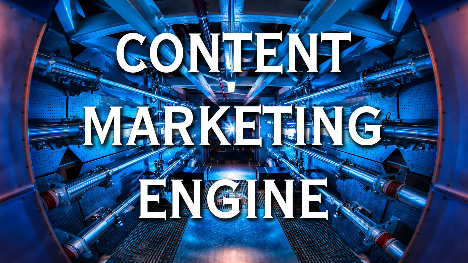 The Content Marketing Engine