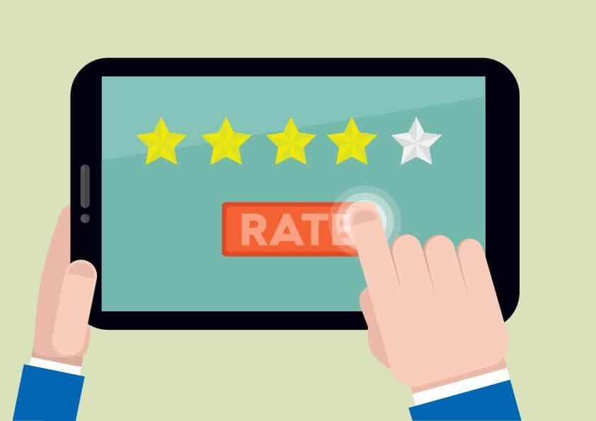 El 88% de los consumidores confía tanto en las reseñas en línea como en las recomendaciones personales