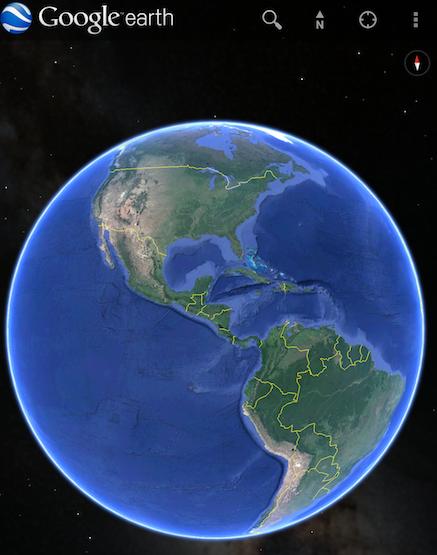 Una empresa de diseño alemana denuncia una infracción intencionada de una patente sobre Google Earth