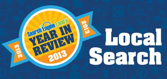 Registro: nuestras principales columnas de búsqueda local de 2013