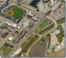 Mapa de Bing Toledo