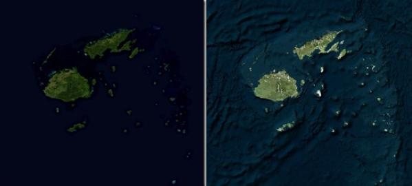 bing-mapas-océano