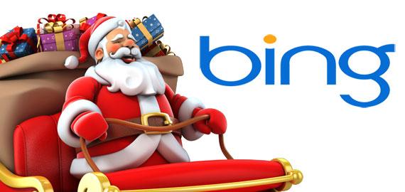 Este año, NORAD sigue a Santa con Microsoft y Bing, no con Google