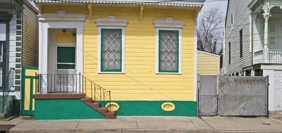 Residentes de Nueva Orleans: Estimado Google, es hora de actualizar nuestras imágenes de Street View