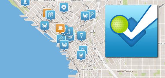 Foursquare lanza la aplicación Rehacer: nuevos me gusta, mejores recomendaciones, visualmente más simple