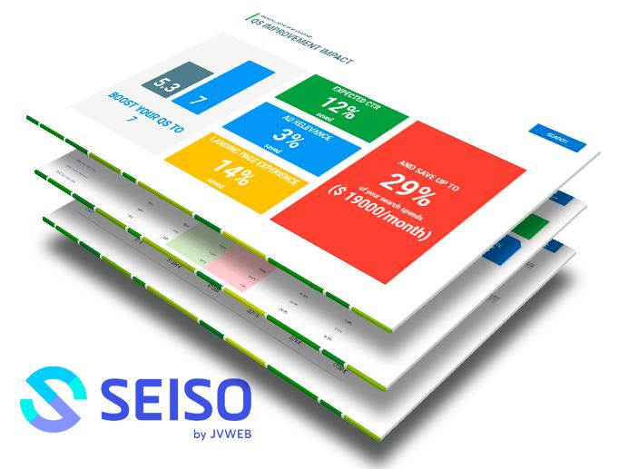 Auditoría gratuita de anuncios de Google SEISO