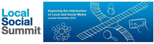 Local Social Summit 2012 - London