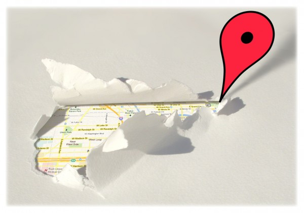 Messing Up Your Google Places Rankings - Image copyright Chris Silver Smith, 2011.