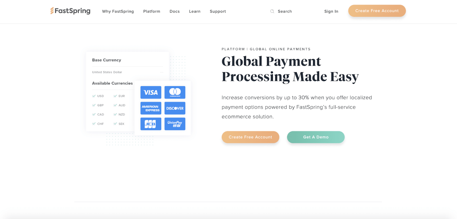 FastSpring alternativa a PayPal