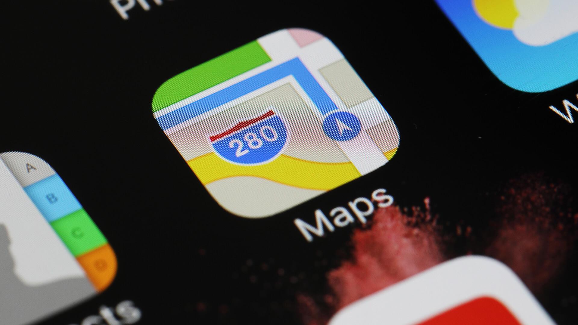 Apple Maps agrega mapas de interiores para centros comerciales y aeropuertos, modo No molestar