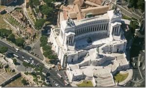 Mapa de Bing Roma