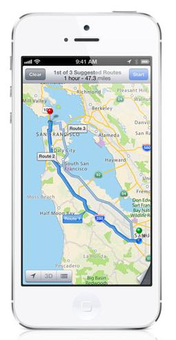 Buscando corrección de mapas, Apple Fires Mapping Team Manager y pide ayuda a forasteros
