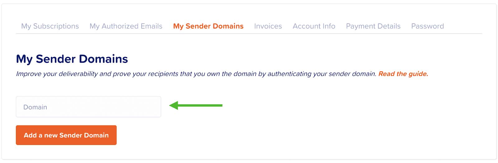 configurar DKIM en MailPoet