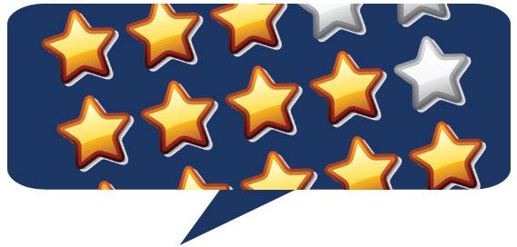 Cómo pueden crecer las empresas locales con las reseñas de clientes en línea
