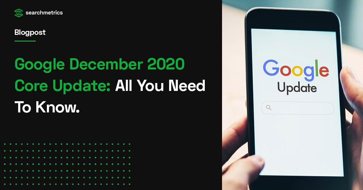 Diciembre de 2020 Impacto, análisis y ganadores y perdedores de Google Core Update
