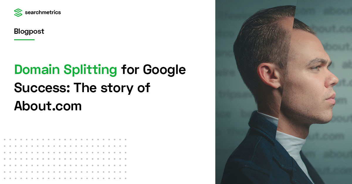 División de dominios para el éxito de Google: la historia de About.com