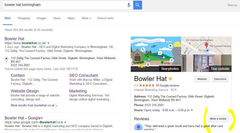 Cómo dirigir a los clientes para que le dejen una reseña en Google Business