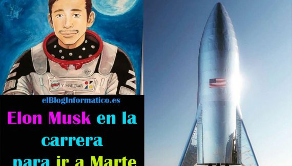 Elon Musk ir a Marte