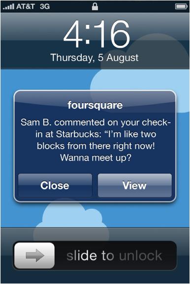 Foursquare agrega fotos y comentarios para una mayor participación social