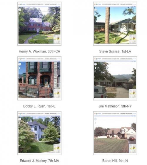 """Friday Maps Mania: Street View de vuelta en Europa, acusaciones de """"Wi-Spy"""" en EE. UU., Mapquest se abre y pone sus registros en el mapa"""