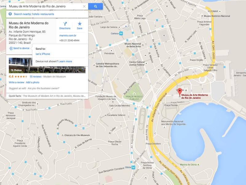 enviar-a-dispositivo-google-maps