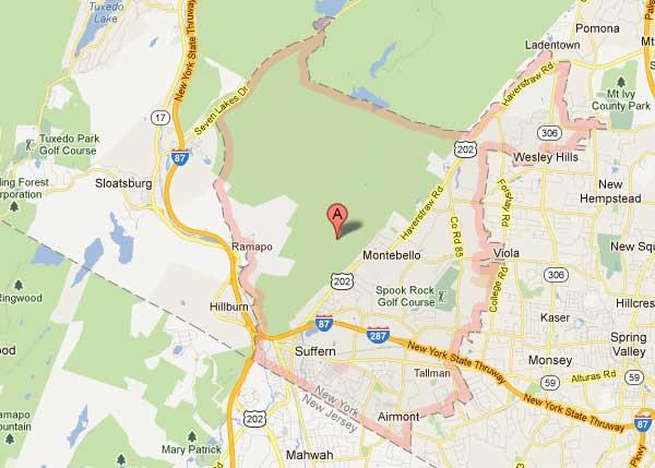 Google Maps ahora destaca las fronteras de ciudades, códigos postales y más