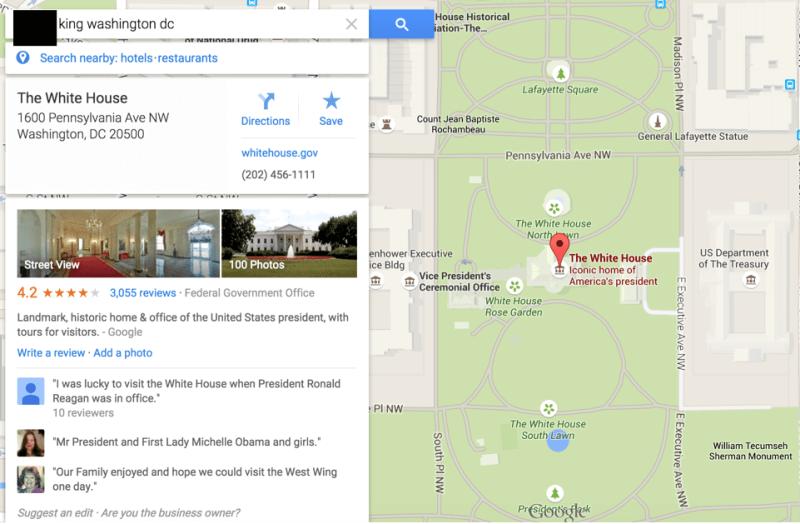 Mapas n-king Google