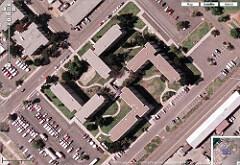 Google Maps hace que la Marina de los EE. UU. Cambie su edificio con la esvástica