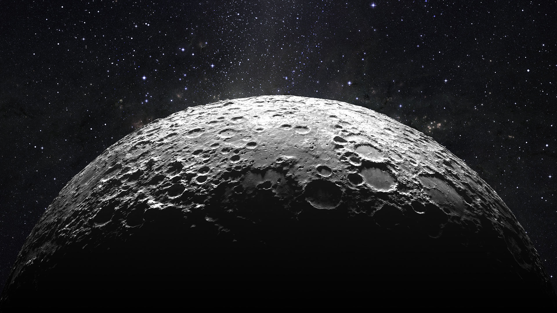 Google Maps lleva actualmente a los usuarios a la Luna y Marte