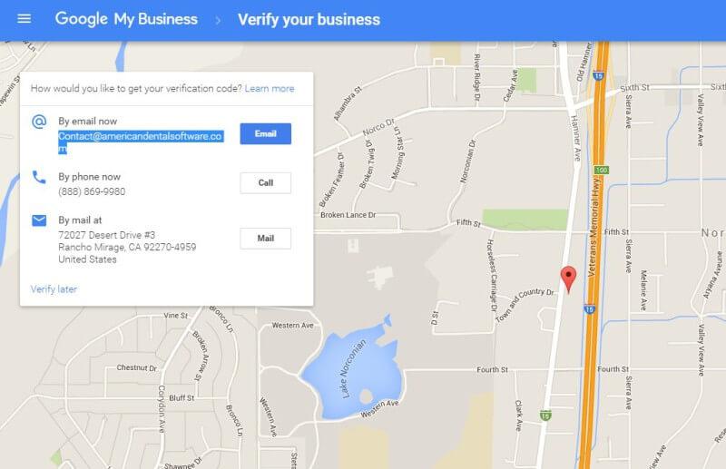 verificación de correo electrónico de google-mi-empresa
