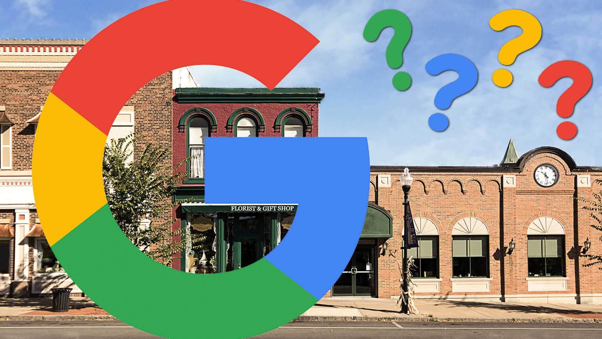 Google ahora notificará a los propietarios de cuentas de GMB por correo electrónico cuando se suspendan los listados locales