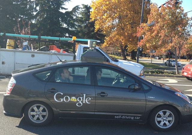 """Google """"mapeo"""" el mundo real con una precisión increíble para vehículos autónomos"""