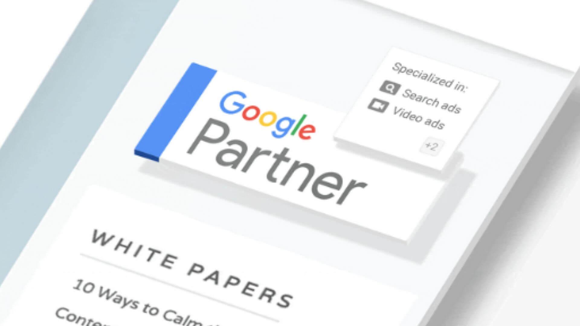 Google pospone los cambios del programa Google Partners programados para junio