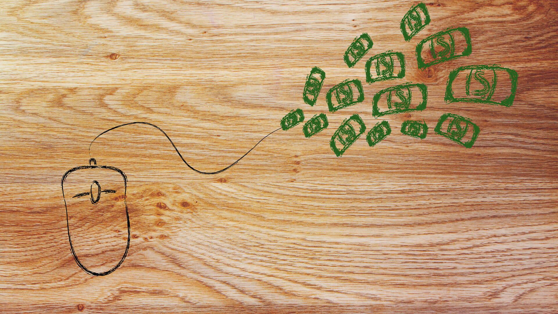 IAB: la búsqueda de pago para computadoras de escritorio y dispositivos móviles genera aproximadamente la mitad de los ingresos por publicidad digital de 2015