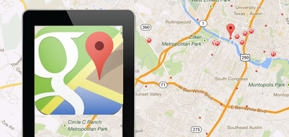 La aplicación Google Maps ahora muestra las opciones de viaje de Uber, navegación de carril, mapas sin conexión